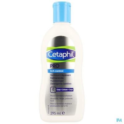 Cetaphil Pro Itch Control Kalm. Huidreinig. 295ml