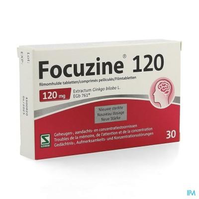Focuzine® 120 MG 30 TABLETTEN