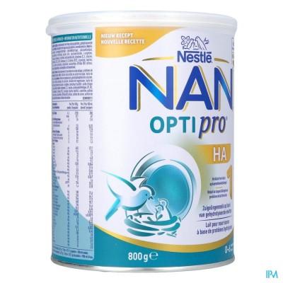 NAN Optipro HA 1 Zuigelingenmelk 800g