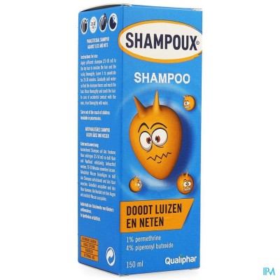 SHAMPOUX SH ANTI PARASIT 150ML