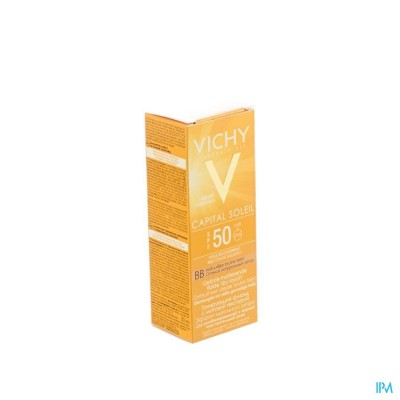 Vichy Cap Sol Ip50 Bb Creme Dry Touch 50ml