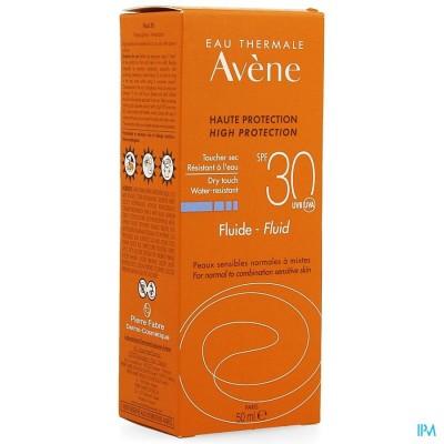 Avene Zon Ip30 Fluide 50ml