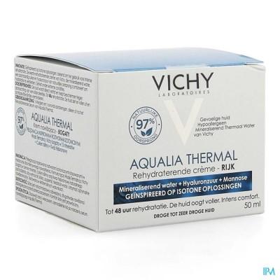 Vichy Aqualia Creme Rijk Reno 50ml