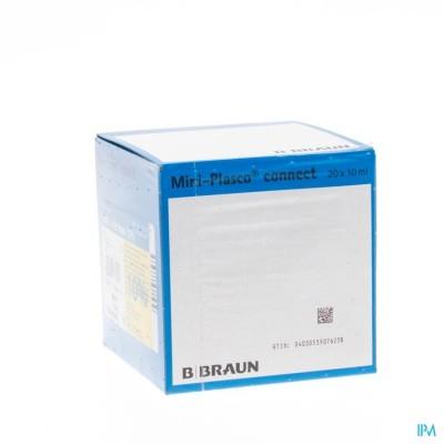 Mini Plasco Nacl 10 % 20 X 10ml