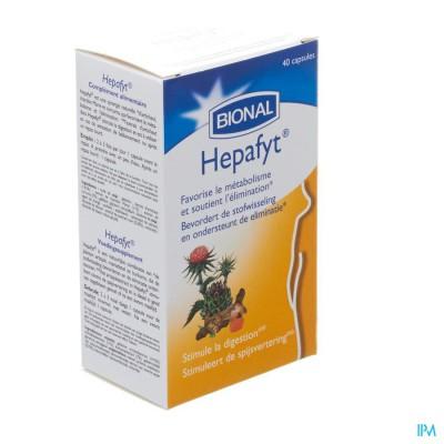Bional Hepafyt Caps 40