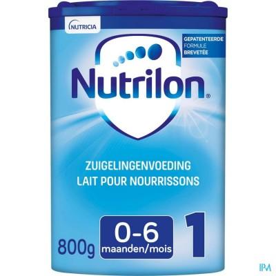 Nutrilon 1   poeder800 gvolledige zuigelingenvoeding
