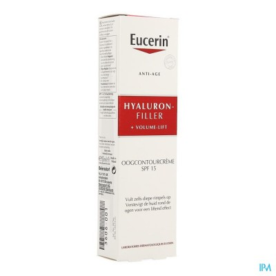 Eucerin Hyaluron Filler+volume Lift Oogcont.cr15ml