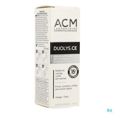 Duolys Ce Serum Intensief A/oxydant 15ml
