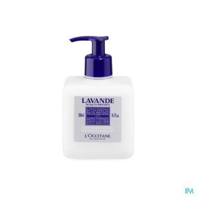 l'occitane Lavender Hand Lotion Moist 300ml