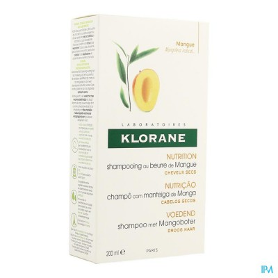 Klorane Capil. Sh Mango Nf 200ml