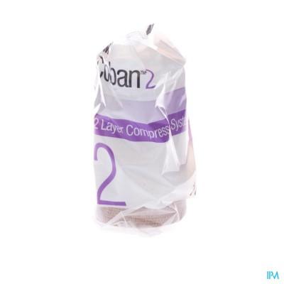 Coban 2 3m Compressiezwachtel 10,0cmx2,70m 1 20024