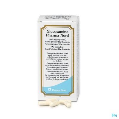 GLUCOSAMINE PHARMA NORD CAPS 90 X 400 MG