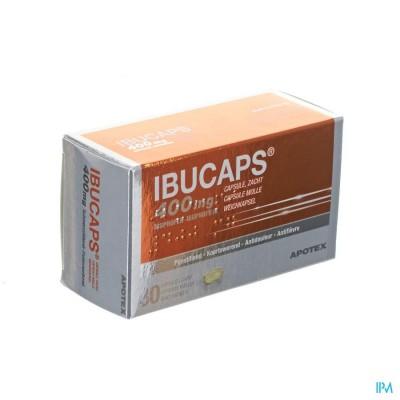 Ibucaps 400mg Apotex Caps Zacht 30