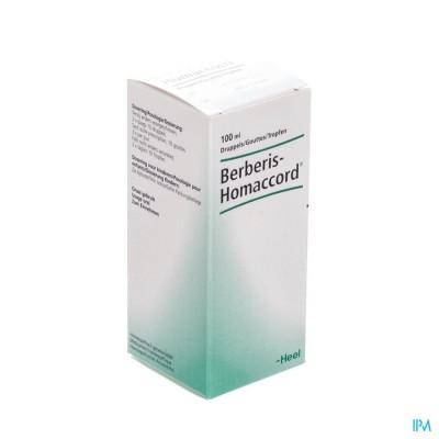Berberis-homaccord Gutt 100ml Heel