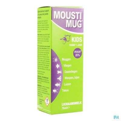 Moustimug Kids Lichaamsmelk Nf 75ml Verv.2394666