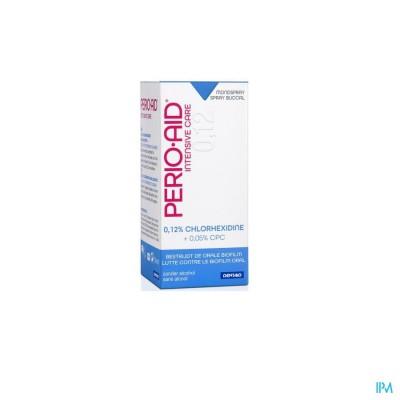Perio.aid Intensive Care Spray 0,12% 50ml
