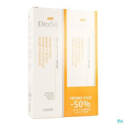 Dexsil Gewrichten & Spieren Forte Gel 2x100ml