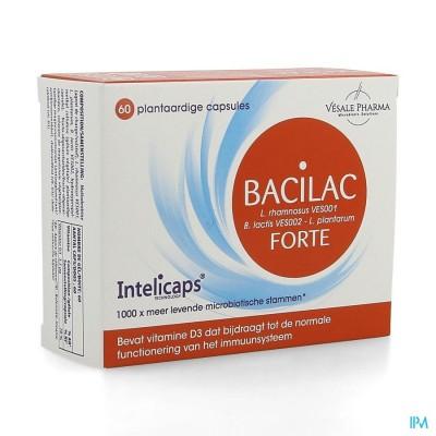 Bacilac Forte Caps 60