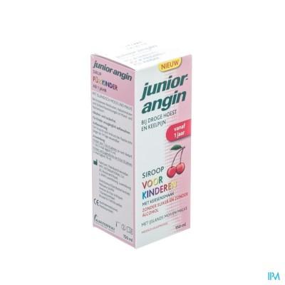 Junior Angin Siroop 150ml