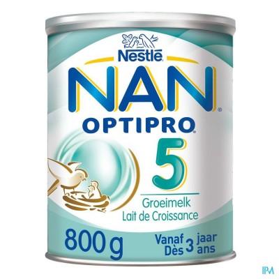 NAN Optipro 5 Groeimelk 800g
