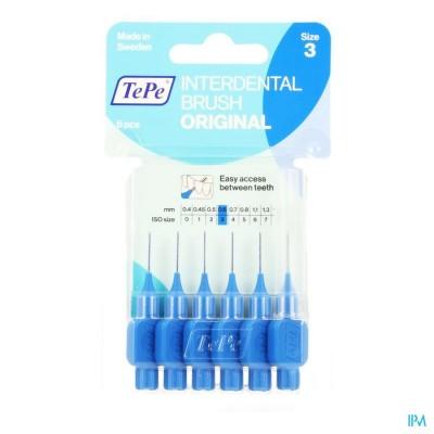 Tepe Interdental Brush 0,60mm Blue 6
