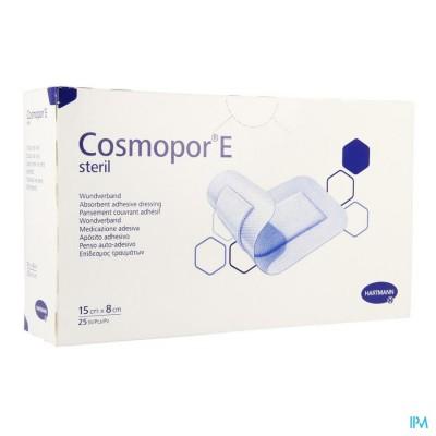 Cosmopor E Latexfree 15x8cm 25 P/s