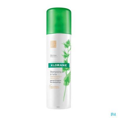 Klorane Capil.droogsh Brandnetel Getint Spray 50ml