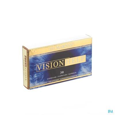 Marnys Vision Help Caps 30
