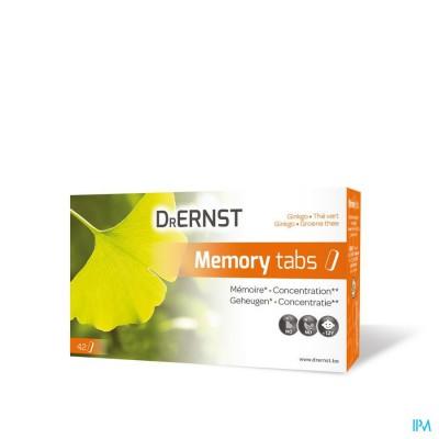 Dr Ernst Memory tabs 42 Tabl