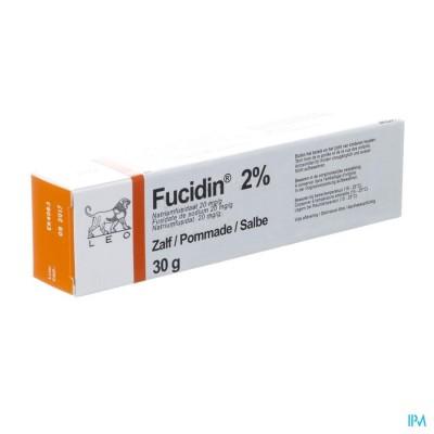 FUCIDIN 2 % IMPEXECO UNG ZALF 30G PIP