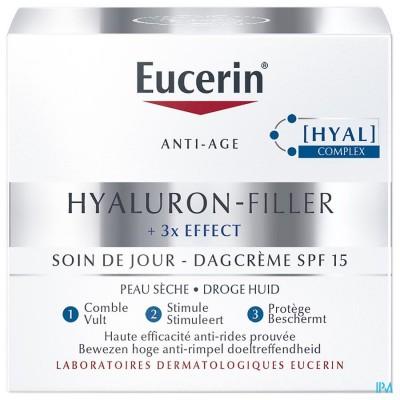 EUCERIN HYALURON-FILLER X3 DAGCREME IP15 DH 50ML