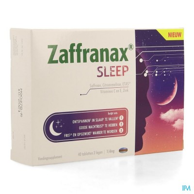 Zaffranax Sleep Caps 40