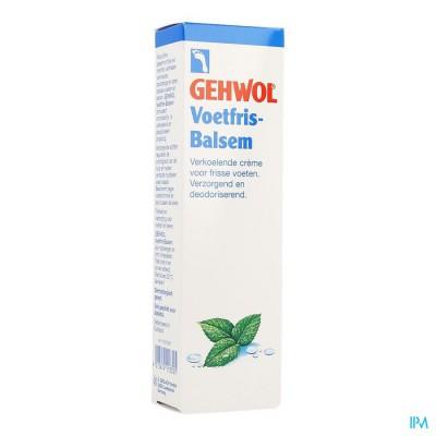 Gehwol Balsem Voetfris 75ml Consulta
