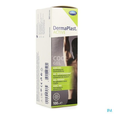Dp Active Cool Gel 100ml 100ml