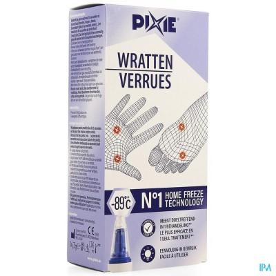 Pixie Pen 7,5g Tegen Wratten + N2o Patroon Nf