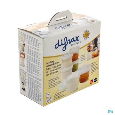 Difrax Bewaarbakje Voeding 617