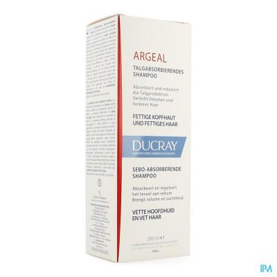 Ducray Argeal Sh Talgabsorberende Verzorg. 200ml