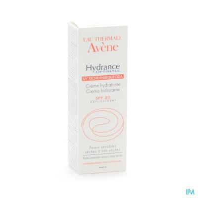 Avene Hydrance Optimale Rijk Cr Hydra Ip20 40ml