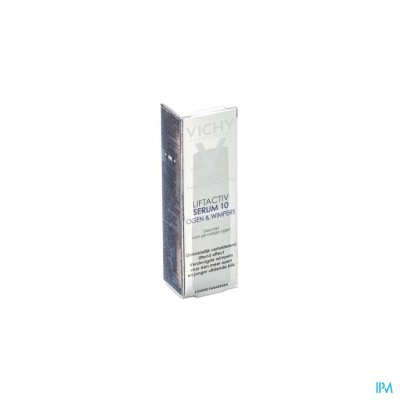Vichy Liftactiv Supreme Serum 10 Oog&wimper 15ml