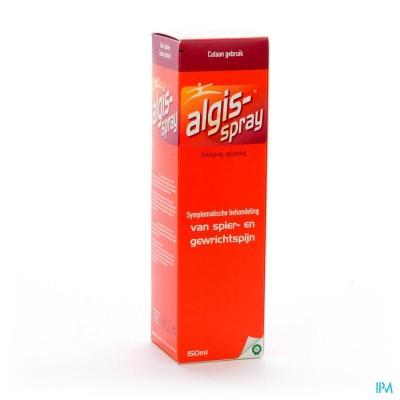 Algis Spray 150ml Huidspray