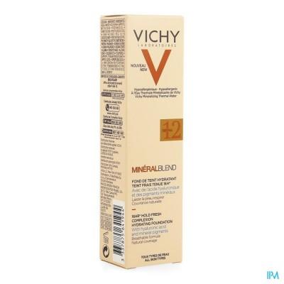 Vichy Mineralblend Fdt Sienna 12 30ml
