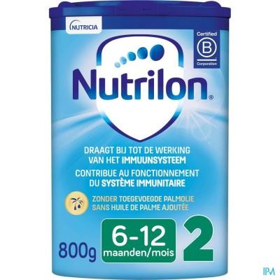 NUTRILON 2 OPVOLGMELK PDR 800G VERV.3707114