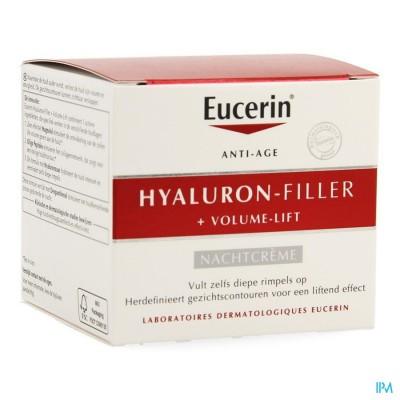 Eucerin Hyaluron Filler+volume Lift Nacht Cr 50ml