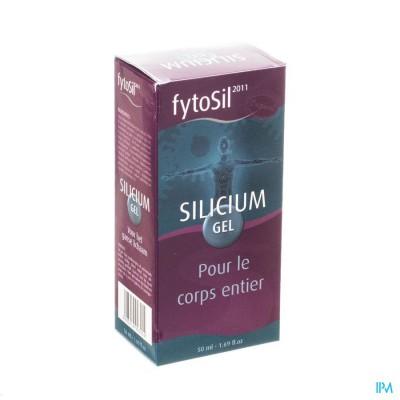 Fytosil Silicium Gel Tube 50ml