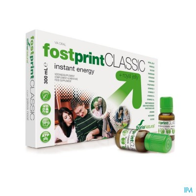 Soria Fost Print Classic 20 vials