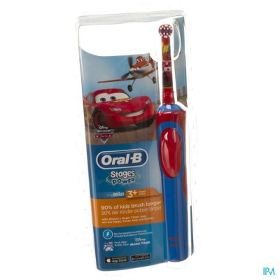 ORAL B TANDENB VITALITY KIDS CARS&PLANES