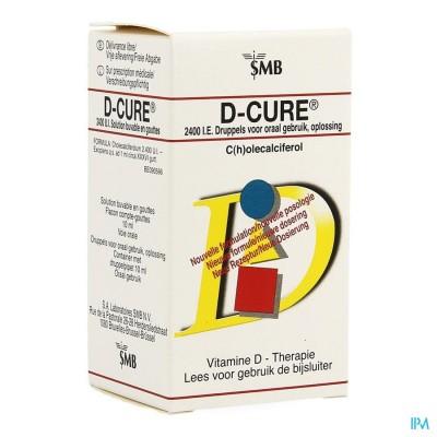 D Cure Sol. 10ml