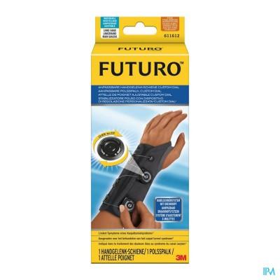 611612dab Futuro Aanpasbare Polsspalk Links, Custom Dial
