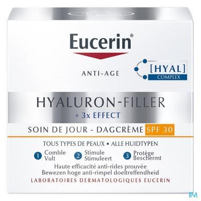 EUCERIN HYALURON-FILLER X3 DAGCREME IP30 50ML