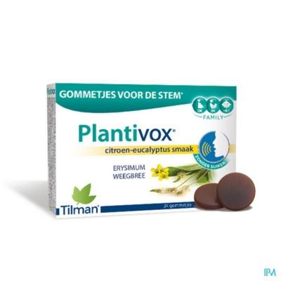 PLANTIVOX PASTILLES 24 PROMO -25%